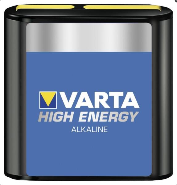 Varta High Energy Batterie Normal 4,5V (4912-3LR12), AS - 1